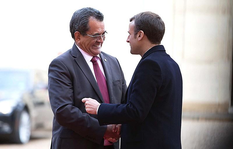 Emmanuel Macron attendu en Polynésie pour février ou mars 2019