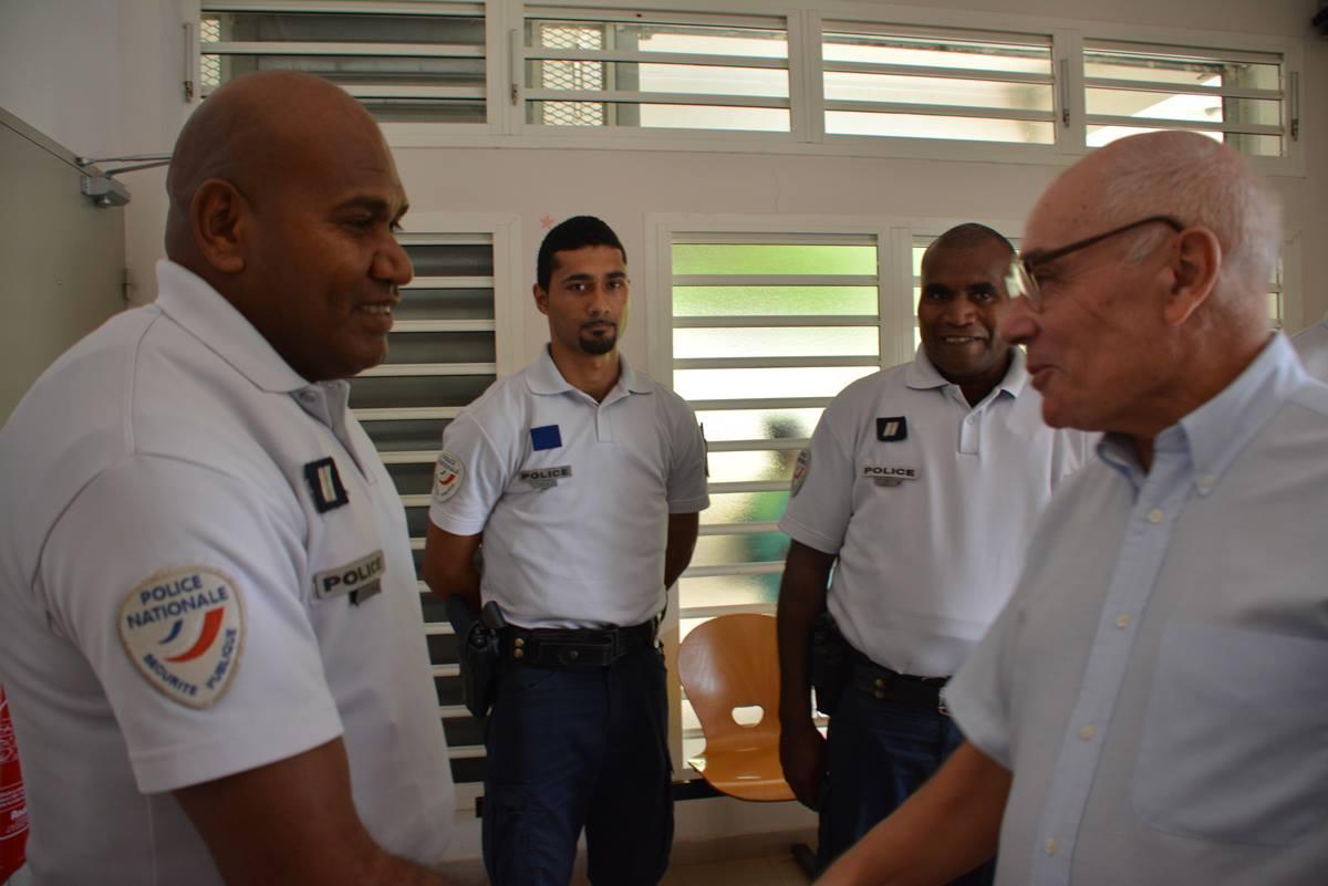 Sécurité en Outre-mer : la Police de sécurité du quotidien lancée en Nouvelle-Calédonie
