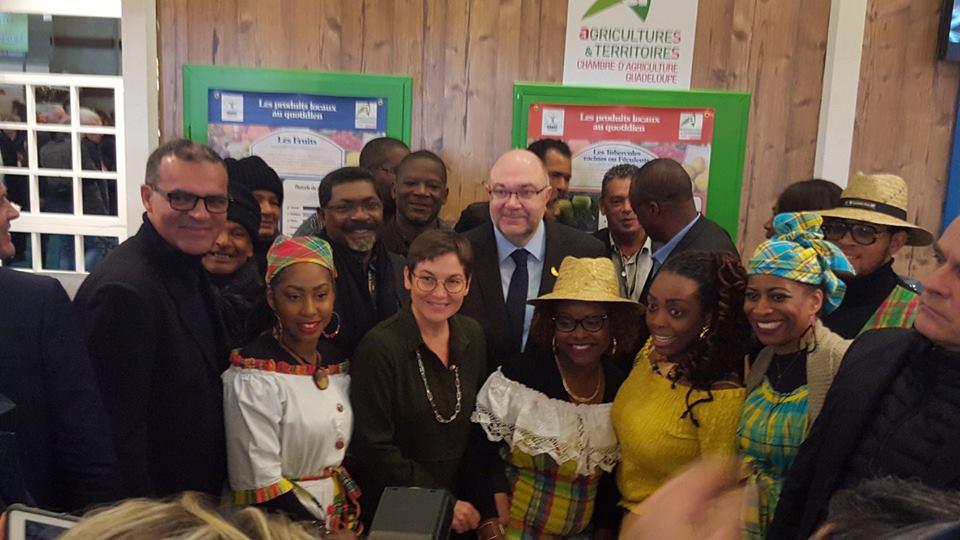 Annick Girardin en Guadeloupe et à St Martin : Economie, tourisme et rénovation urbaine au cours de ce second voyage