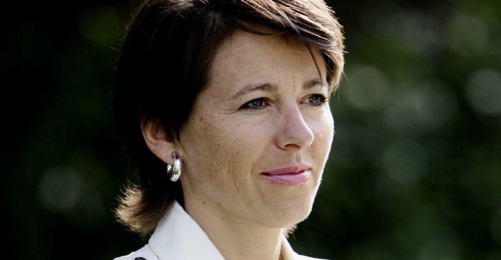 Christel Bories, PDG d'Eramet ©SIPA Presse