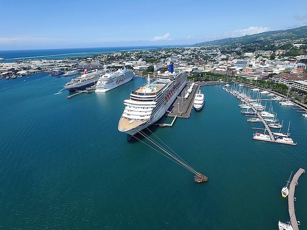 Tourisme en Outre-mer : En Polynésie, la croisière fait bondir la fréquentation touristique