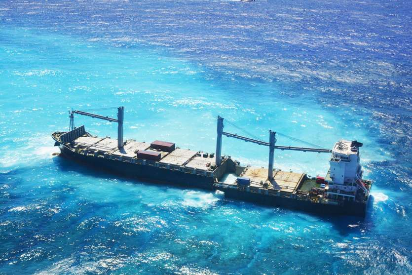Nouvelle-Calédonie : Après Lifou, Tiga touchée par une pollution aux hydrocarbures