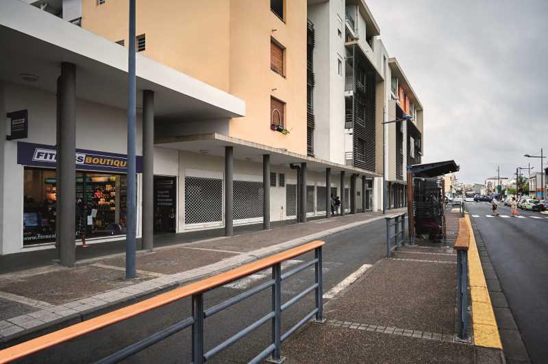 Locaux commerciaux loués par Inovista à Saint-Denis en 2017 ©Inovista Consulting & Research