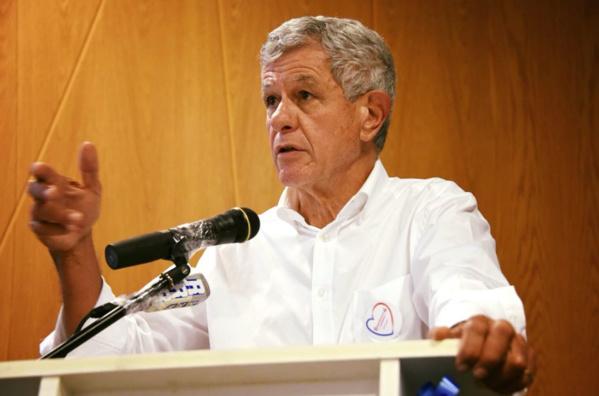 Nouvelle-Calédonie : Le sénateur Pierre Frogier appelle à un deuxième référendum « le plus tôt possible »