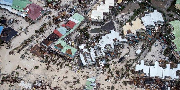 Saint-Martin/Saint-Barthélémy : L'Etat financera un tiers des investissements de la Collectivité de Saint-Martin pour la reconstruction
