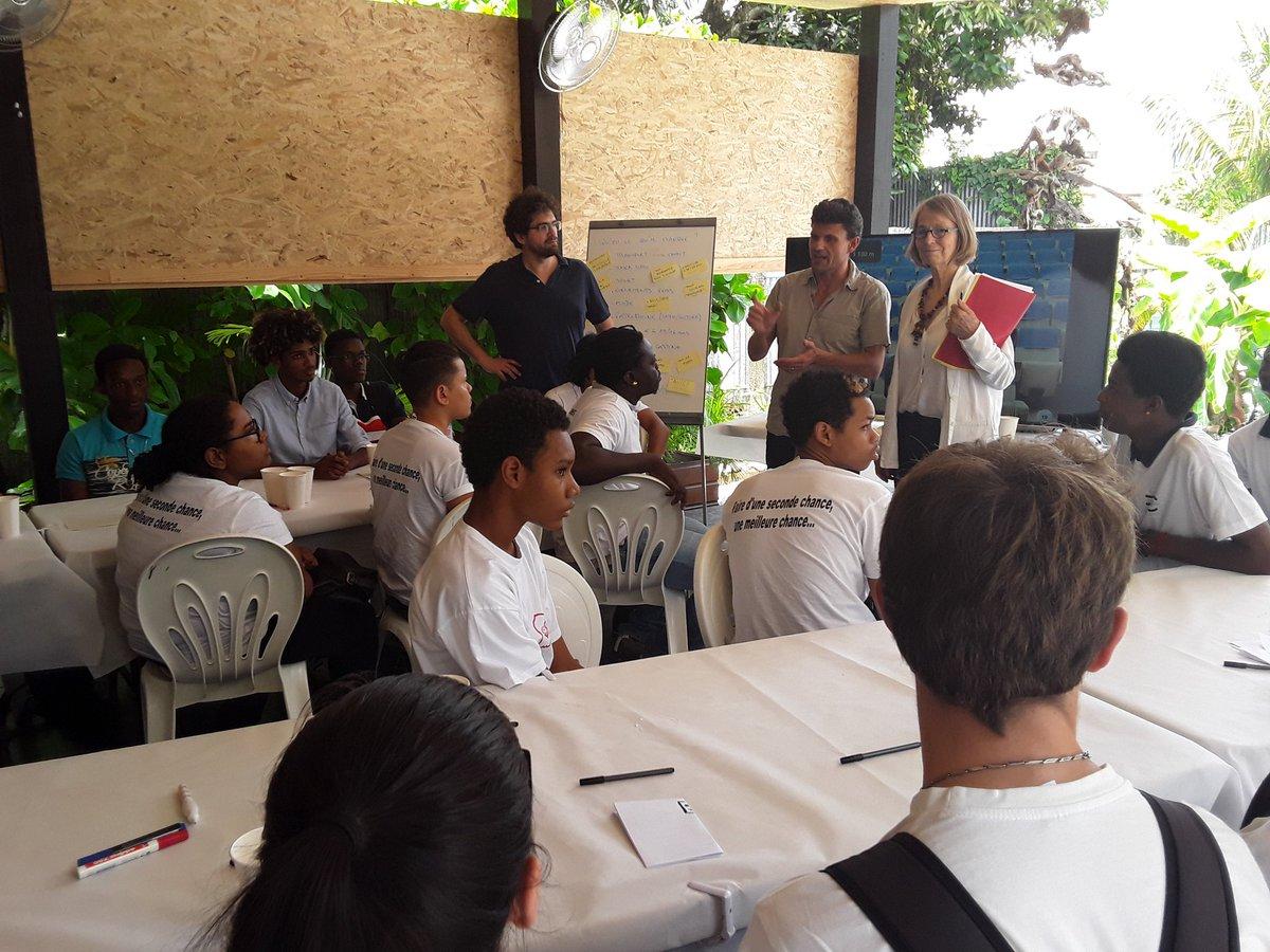 Françoise Nyssen en Guyane: Le pass culture suscite des questions en Guyane