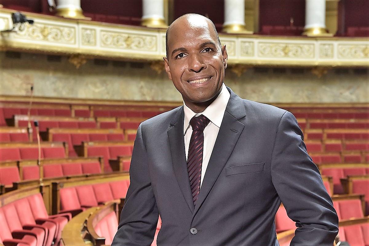 Olivier Serva, député de Guadeloupe ©DR