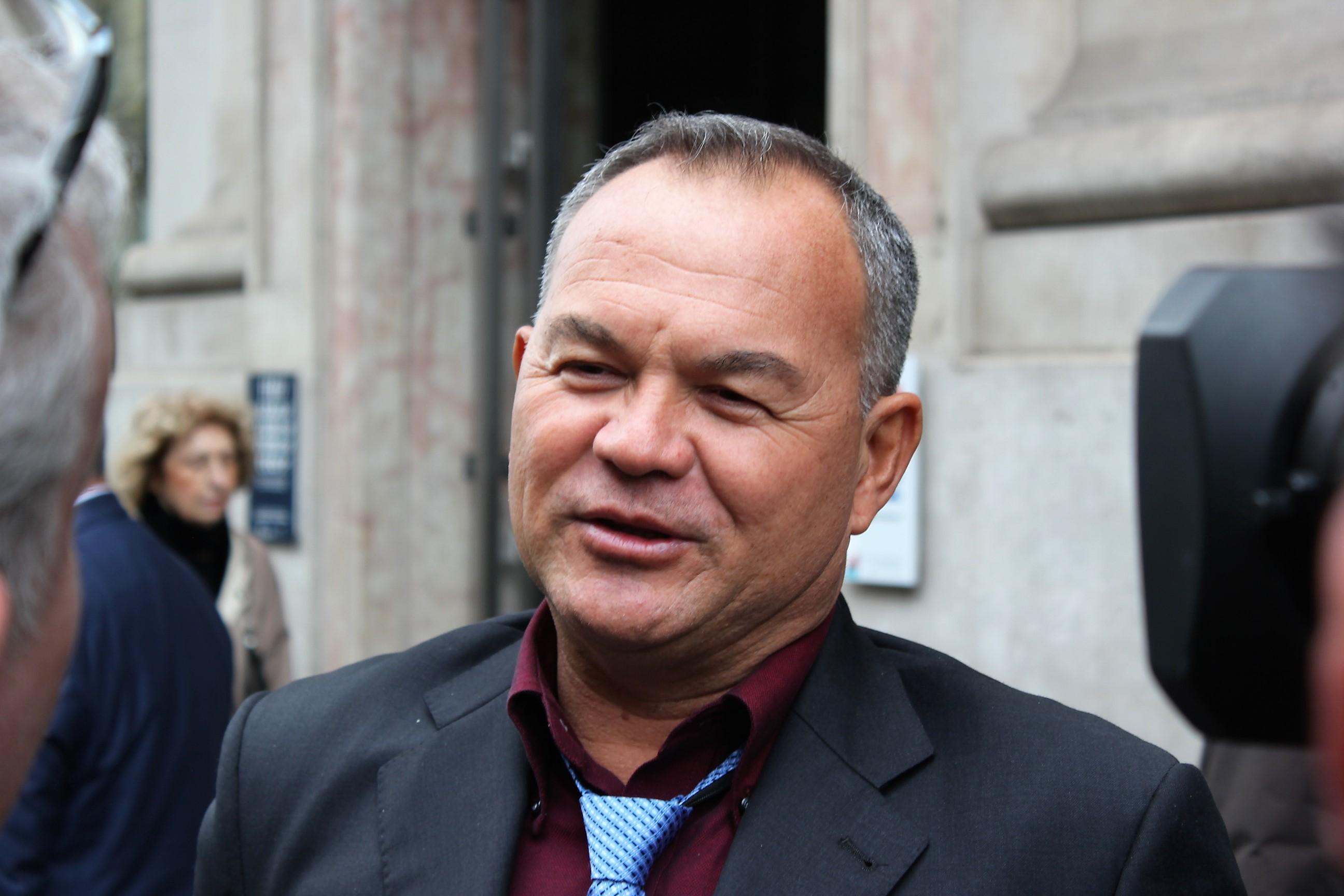 Félix Barsinas, maire de Tahuata et Président de la CODIM ©Outremers360