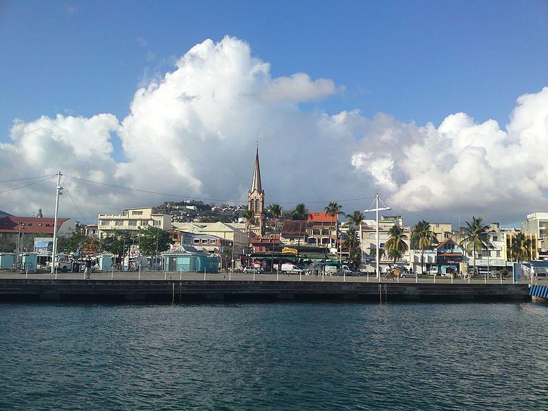 La ville de Fort-de-France en Martinique est également concernée par ces plans ©Jean-Louis Lascoux / Wikicommons