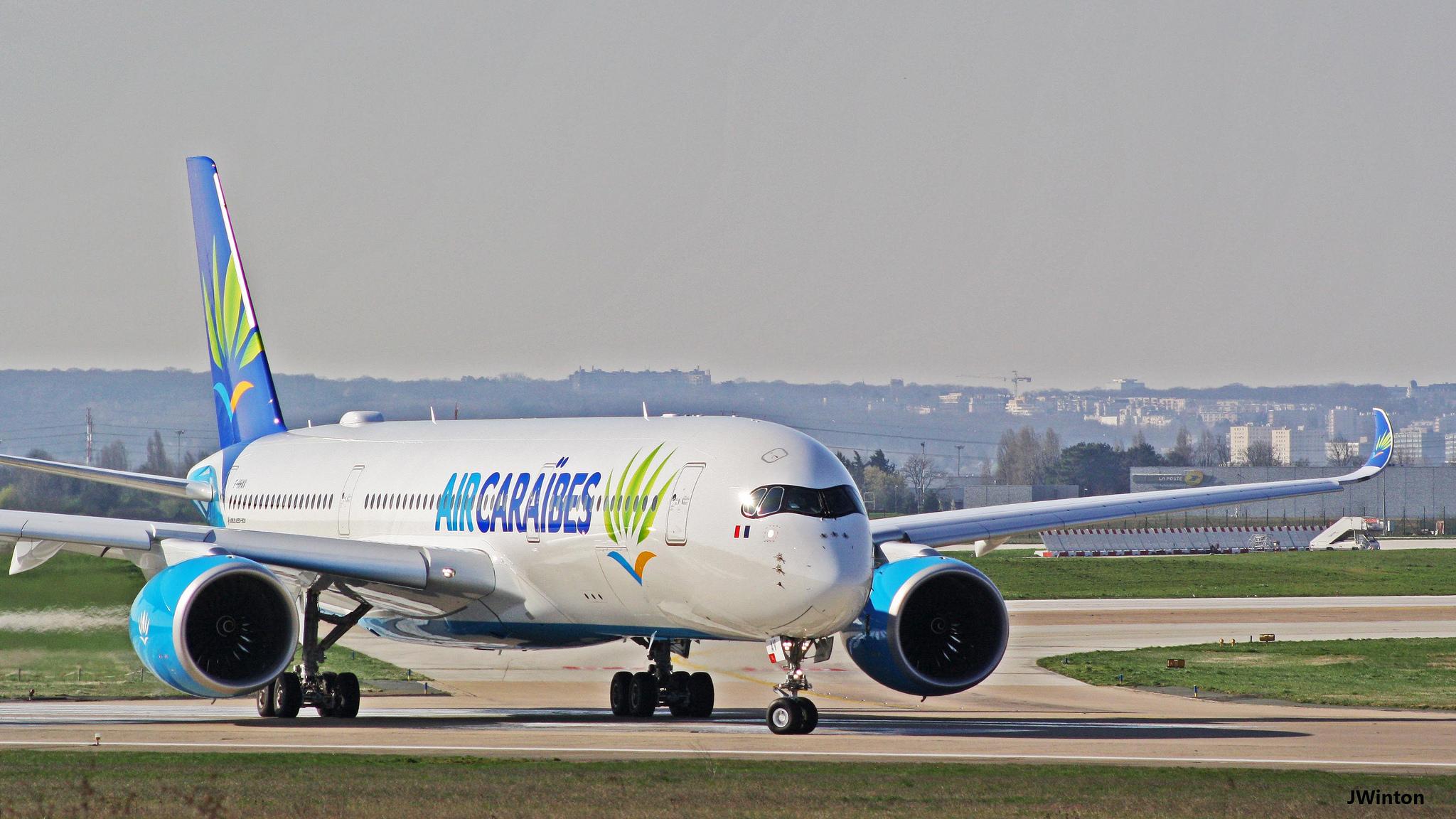Desserte aérienne : Air Caraïbes affiche un chiffre d'affaires « en forte progression annuelle » en 2017