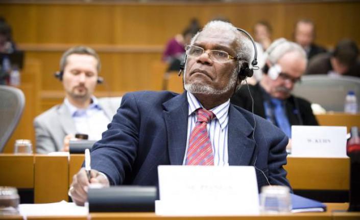 Maurice Ponga, Eurodéputé du Pacifique ©PPE