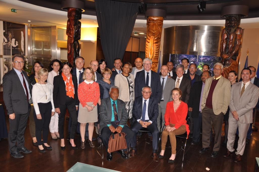 La Maison de la Nouvelle-Calédonie accueille les CESER de France et d'Outre-mer