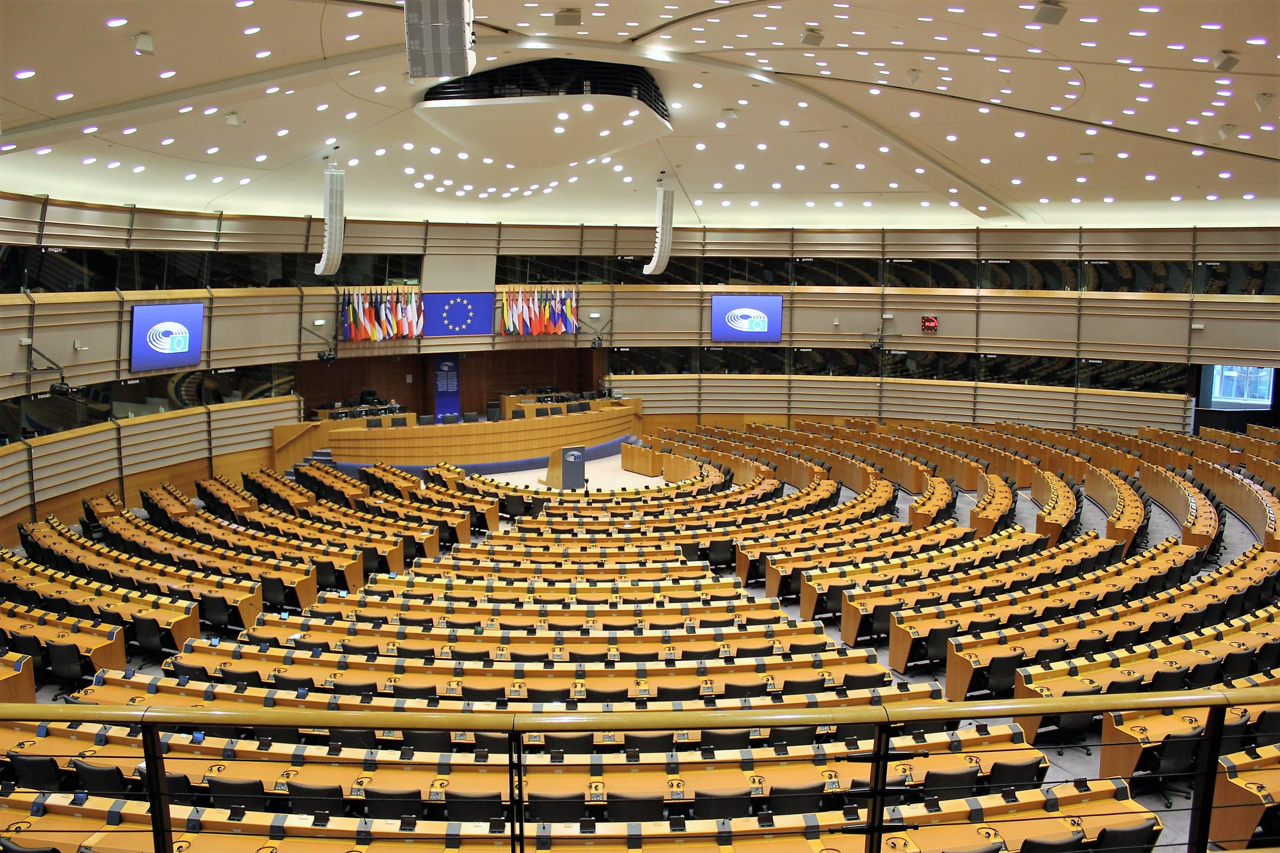 Européennes: Feu vert définitif du Parlement à une circonscription unique