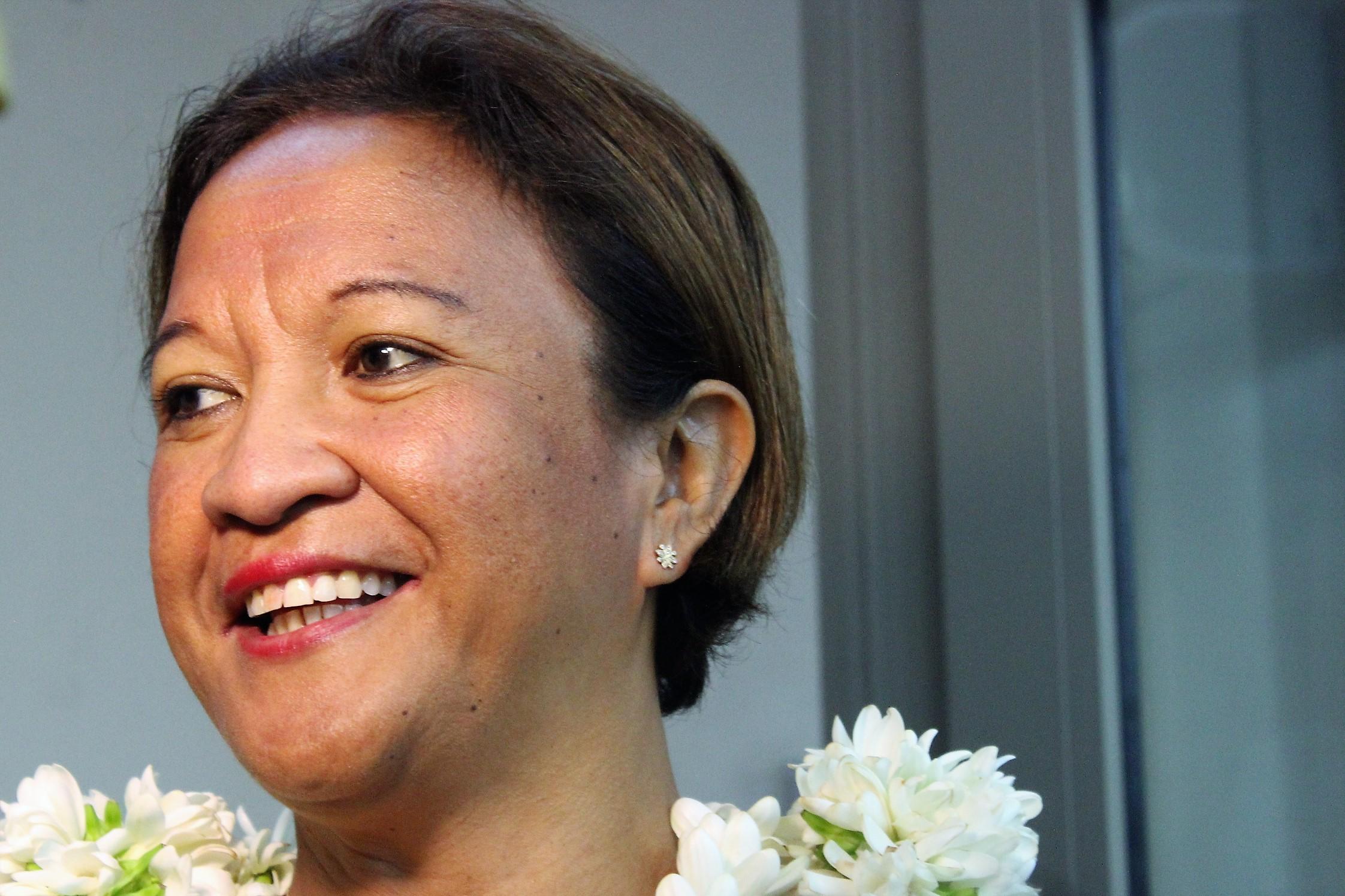 Essais nucléaires en Polynésie : Lana Tetuanui nommée présidente de la commission de cadrage de la loi Morin