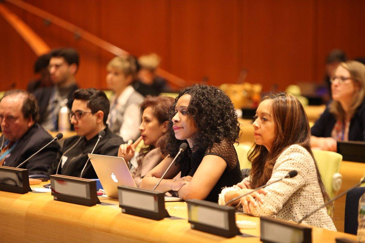 Caraïbe: Une Guyanaise nommée coordinatrice du sommet USA-Afrique de l'entrepreneuriat des jeunes (USAYES) pour la Région Caraïbe