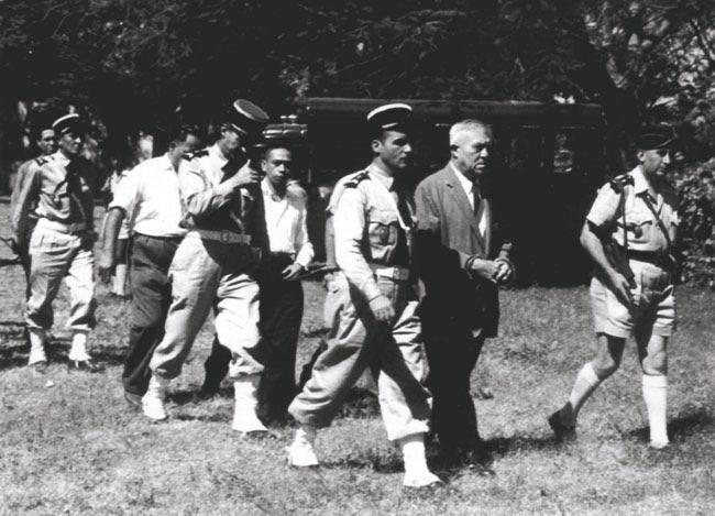 Pouvanaa a Oopa a été arrêté en 1958 ©Tuatau Production