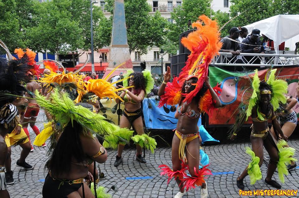 Le Carnaval Tropical de Paris revient ce dimanche sur les Champs Elysées