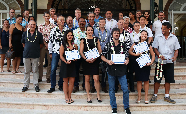 Innovation en Polynésie: Trois entreprises récompensées lors du concours Poly'Nov