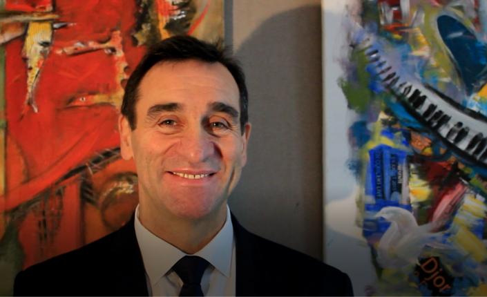 Max Dubois, président et fondateur de l'association R&D.OM ©Outremers360