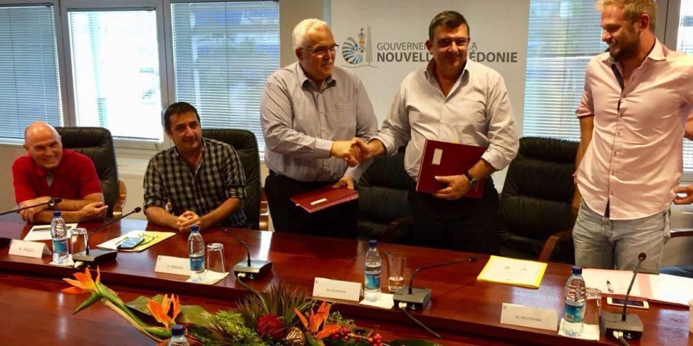 Agriculture en Nouvelle-Calédonie : 2,5 millions d'euros au Crédit Agricole Mutuel