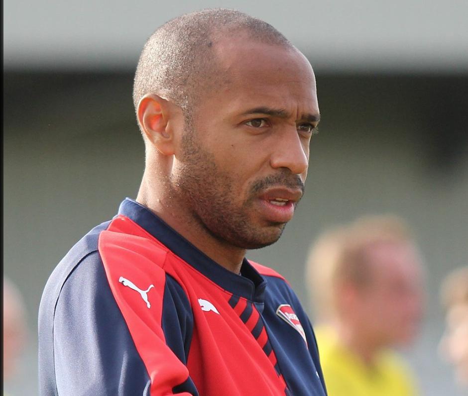 Football: Thierry Henry ne sera pas le prochain entraineur des Girondins de Bordeaux