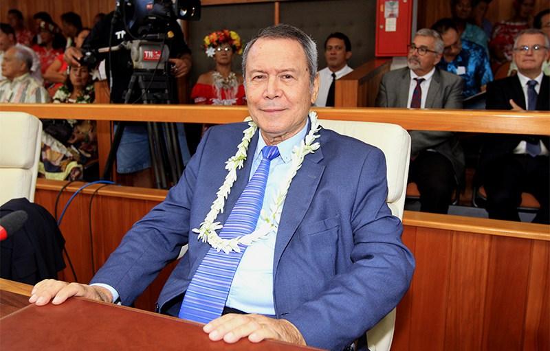 Rony Tumahai est décédé le 26 août dernier, à l'âge de 69 ans ©Radio 1 Tahiti / Nicolas Perez