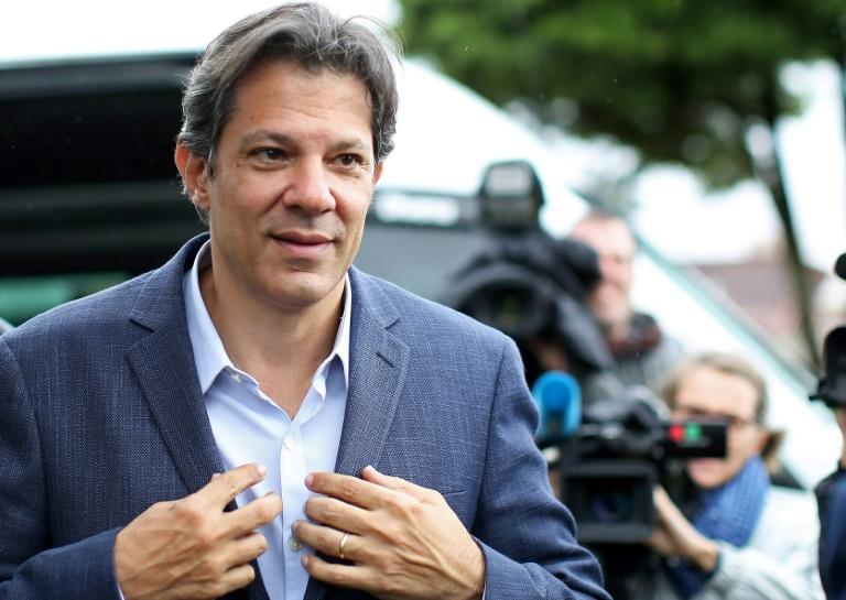 Fernando Haddad ©Heuler Andrey / AFP