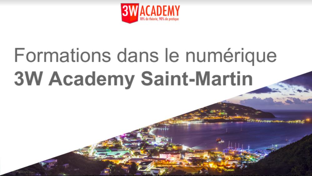 A Saint-Martin, l'économie numérique pour lutter contre le chômage