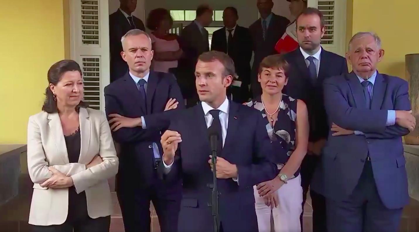 Budget Outre-mer 2019 : Le plafond de l'abattement fiscal va diminuer, confirme Emmanuel Macron