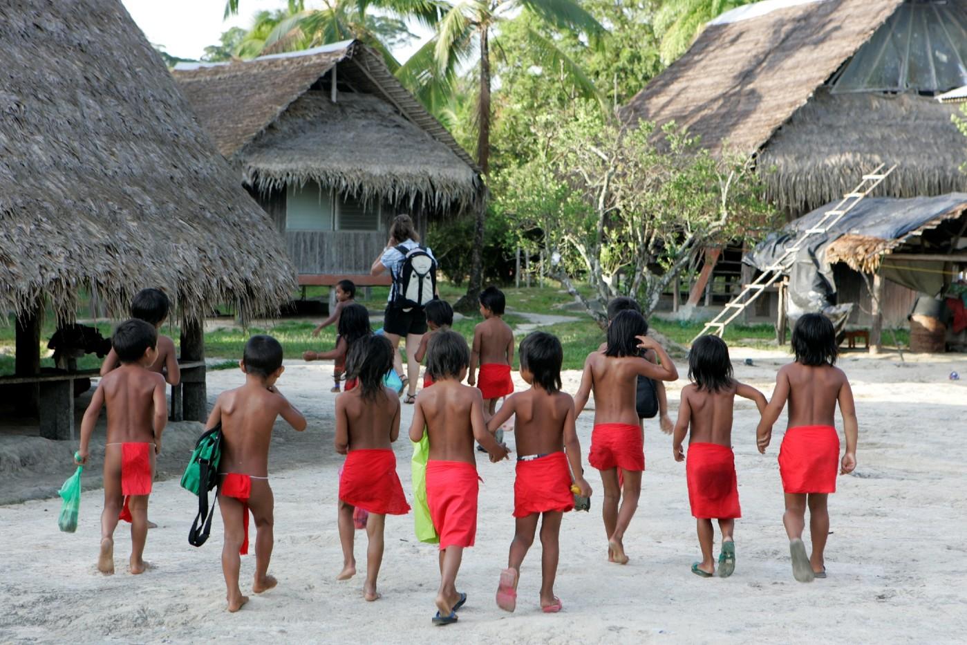 Guyane: Cinq suicides et 13 tentatives de pendaison en 3 mois chez les jeunes Amérindiens