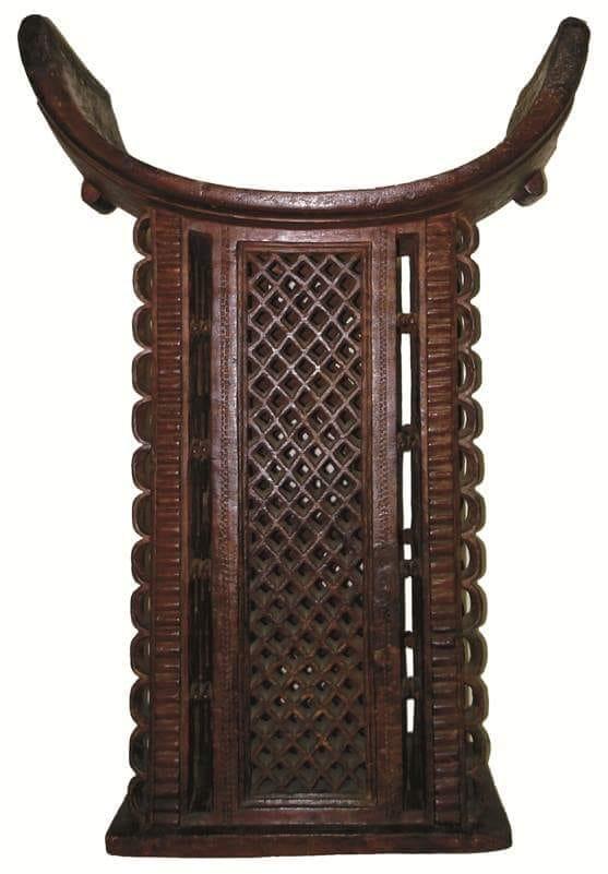 Trone du Dahomé perdu