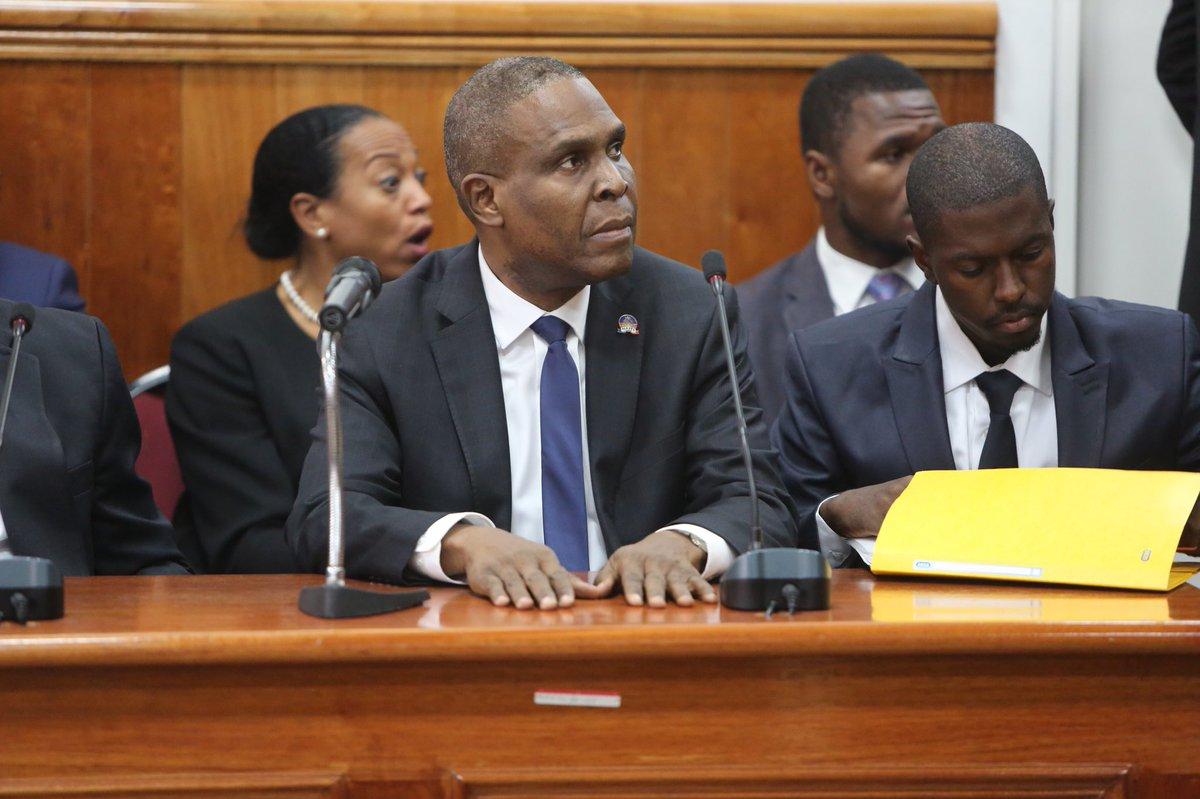 Haïti: Le gouvernement de Jean-Henry Céant officiellement approuvé