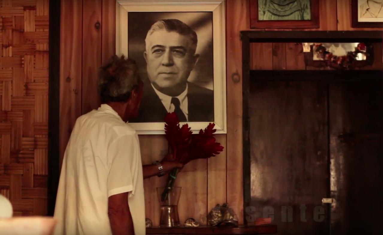 Capture du film Pouvanaa Te Metua : L'élu du Peuple