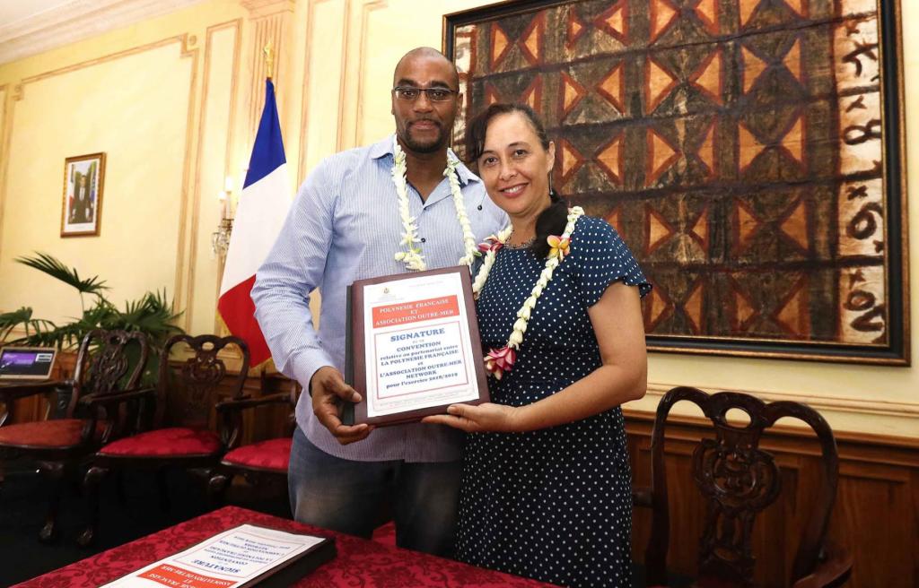 © Présidence de la Polynésie