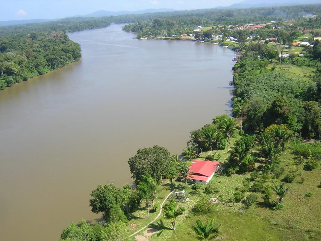 Biodiversité en Guyane: Le fleuve Maroni miné par l'extraction aurifère