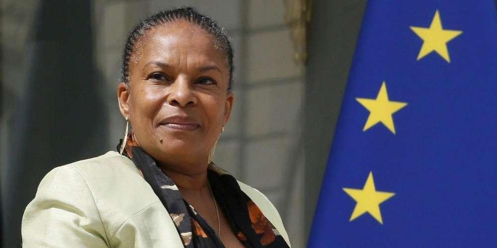 Christiane Taubira va recevoir le Prix européen de lutte contre l'homophobie