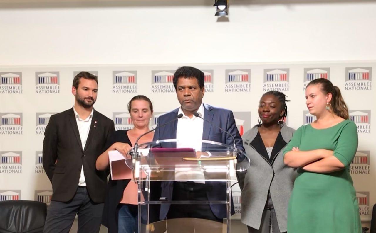 Chlordécone: les députés LFI souhaitent une commission d'enquête