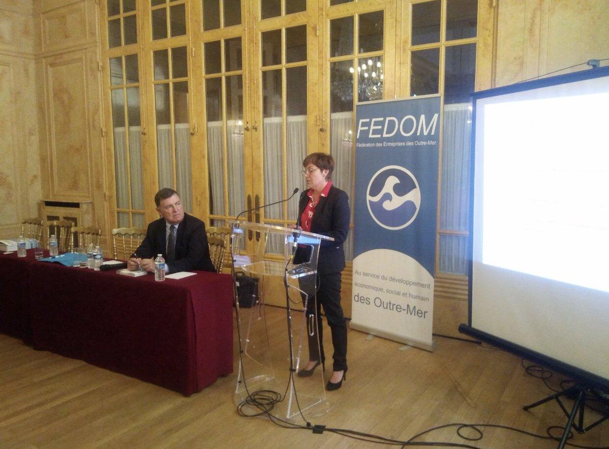 Economie en Outre-mer : La Ministre des Outre-mer donne des «éclaircissements» sur les aides économiques lors du CA de la FEDOM