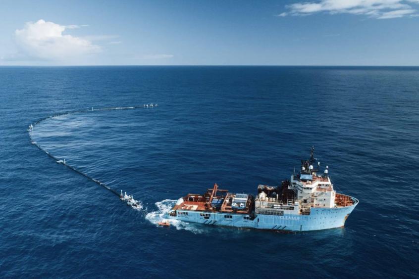 ocean cleanup 2