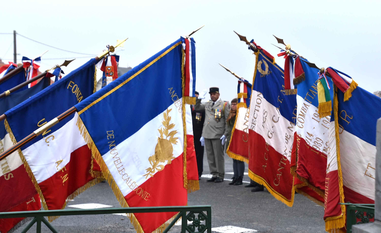 Commémorations en Vesles-et-Caumont, ce 25 octobre 2018
