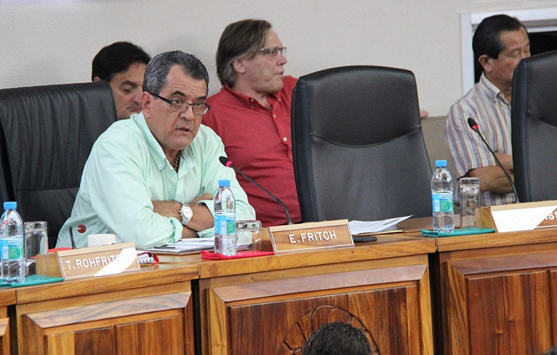 VIDÉO. Essais nucléaires : Le président Édouard Fritch reconnaît avoir «menti» aux Polynésiens
