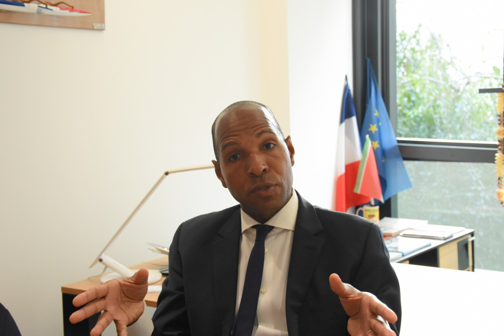 Municipales 2020: Olivier Serva officiellement investi par La République en Marche