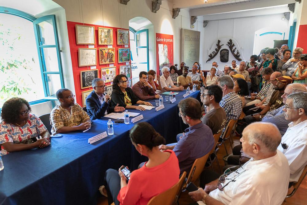 Fet Kaf: Le Département de la Réunion lance l'année de commémoration des 170 ans de l'abolition de l'esclavage