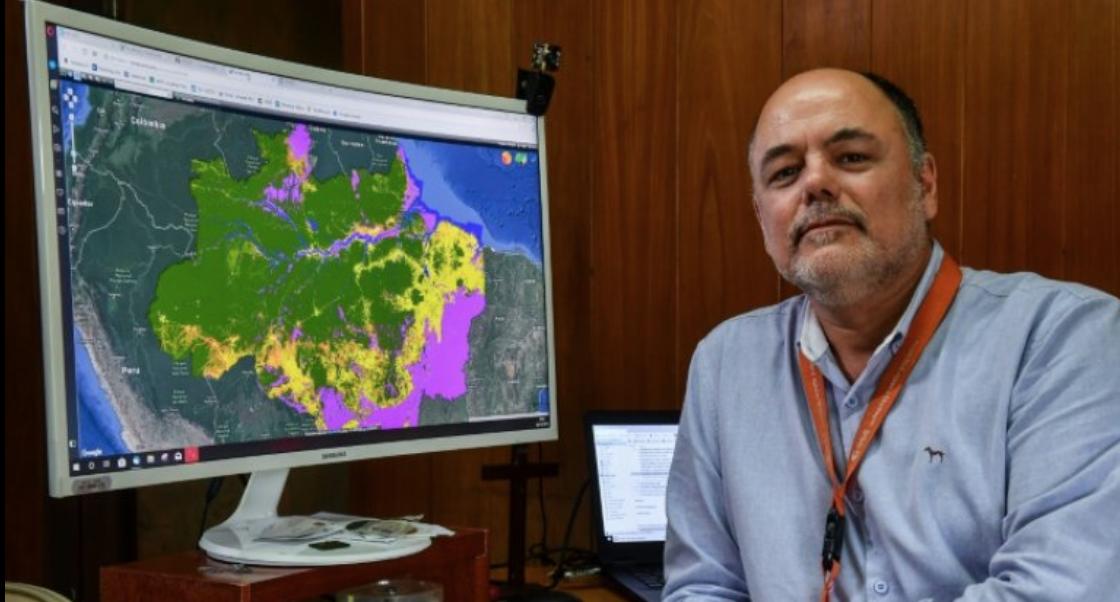 Biodiversité : Des satellites pour surveiller la progression de la déforestation en Amazonie