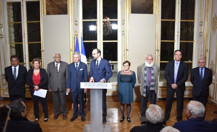 Le dernier Comité des signataires avait eu lieu en mars 2018 ©Outremers360