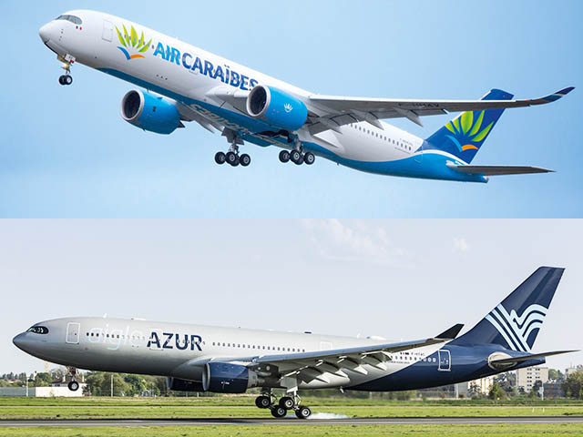 Desserte aérienne : Air Caraïbes et French Bee partagent leurs codes avec Aigle Azur