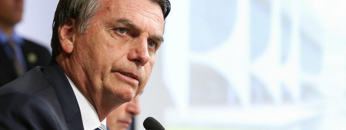 Jair Bolsonaro ©Marcos Correa / Brazilian Presidency / AFP