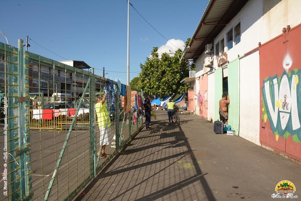 Le centre d'accueil de jour à Papeete ©Ville de Papeete