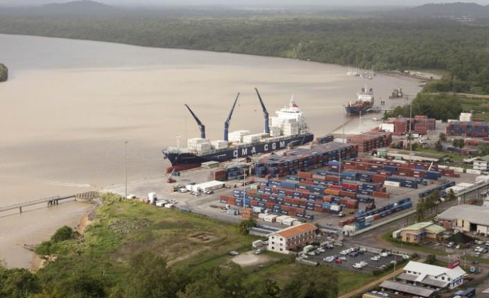 ©Grand port maritime de Guyane