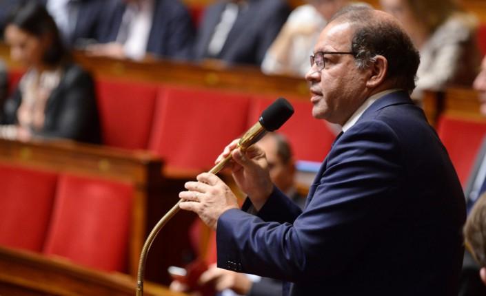 Contrats d'Apprentissage: Le Député de La Réunion David Lorion dénonce l'absence de l'Etat dans le financement